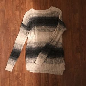 Knitted Hollister sweater